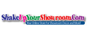 shake up your showroom logo