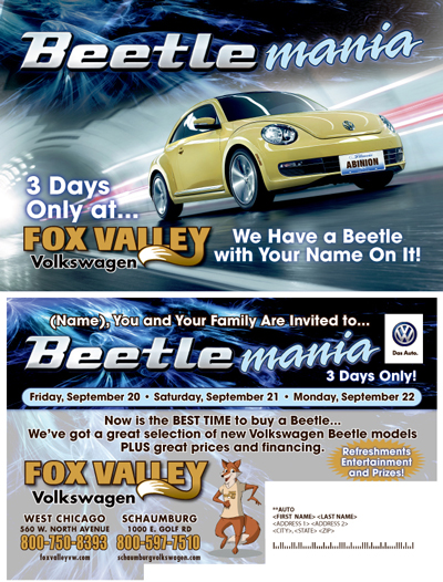 beetlemania-direct-mail