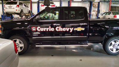 Automotive Vehicle Wrap