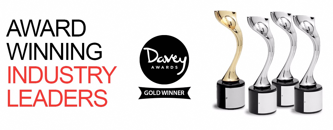 Davis Gold Award Winner - Chicago Ad Agency