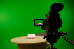 Green Screen Stage Production