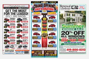 Newspaper Ads by Ad Agnency