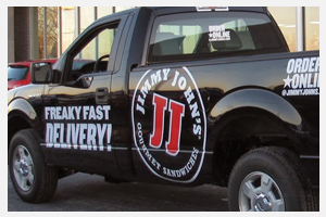 Vehicle Wraps in Chicago area