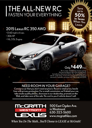 Automotive Print Ads M A N Marketing Inc