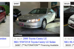 Craigslist: The Best Way to Give Used Car Sales a Shot in the Arm