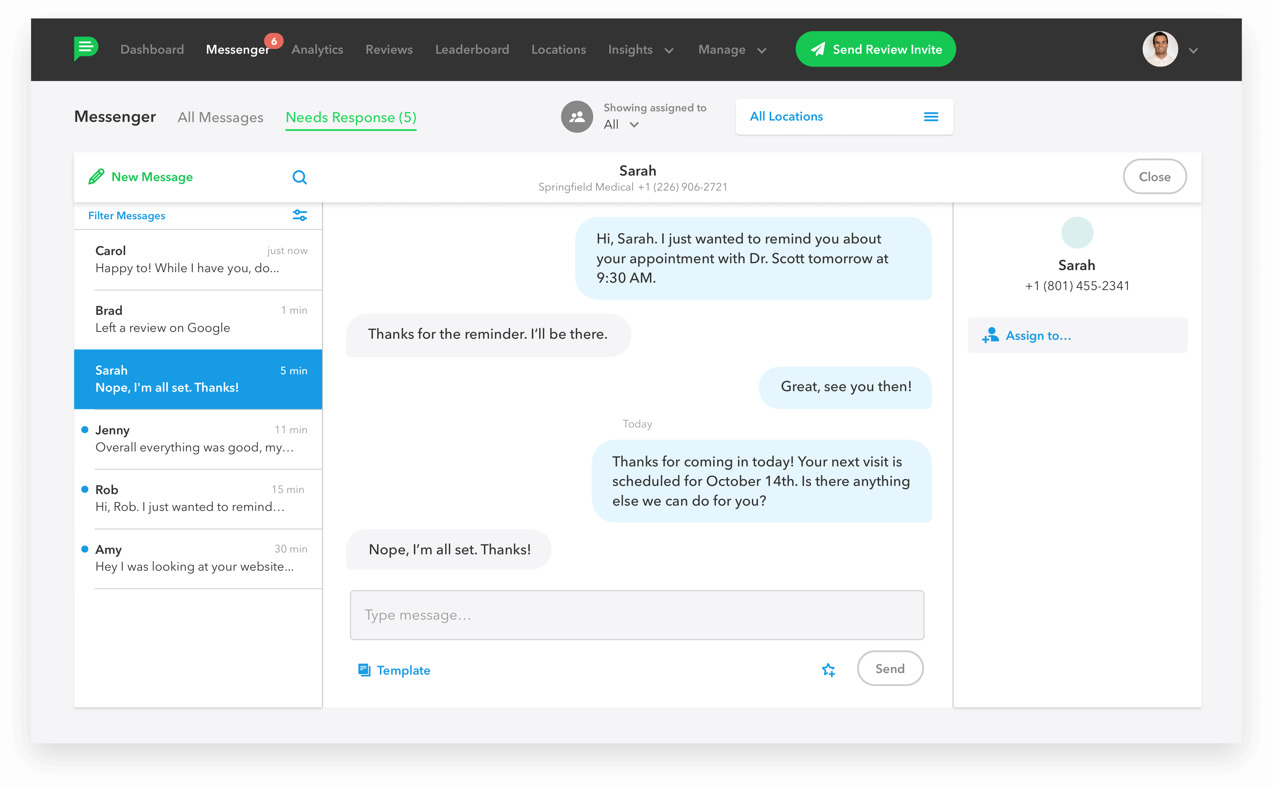 MessagingPlatform