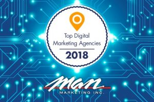 MAN Marketing Selected as a Top Digital Marketing Agency in the Chicago Area